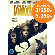 Produktbilde for American Violence (UK-import) (DVD)