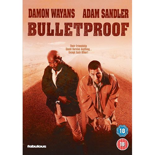Bulletproof (UK-import) (DVD)