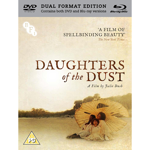 Daughters Of The Dust (UK-import) (DVD + Blu-ray)