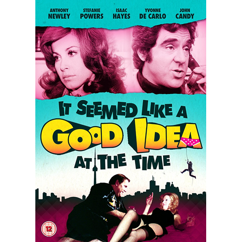 It Seemed Like A Good Idea At The Time (DVD)