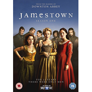Jamestown - Sesong 1 (UK-import) (DVD)