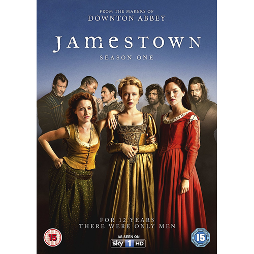Jamestown - Sesong 1 (DVD)