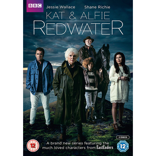 Kat And Alfie: Redwater - Sesong 1 (DVD)