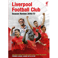 Liverpool FC: End Of Season Review 2016/2017 (DVD)