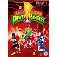 Mighty Morphin Power Rangers: Complete Season 1 (UK-import) (DVD)