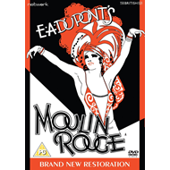 Moulin Rouge (UK-import) (DVD)