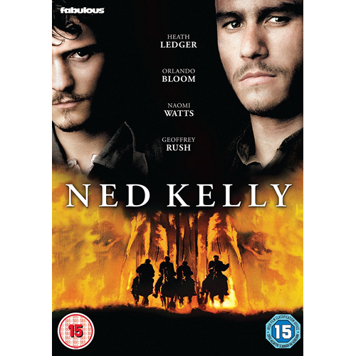 Ned Kelly (UK-import) (DVD)