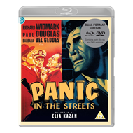 Panic In The Streets (Blu-ray + DVD)