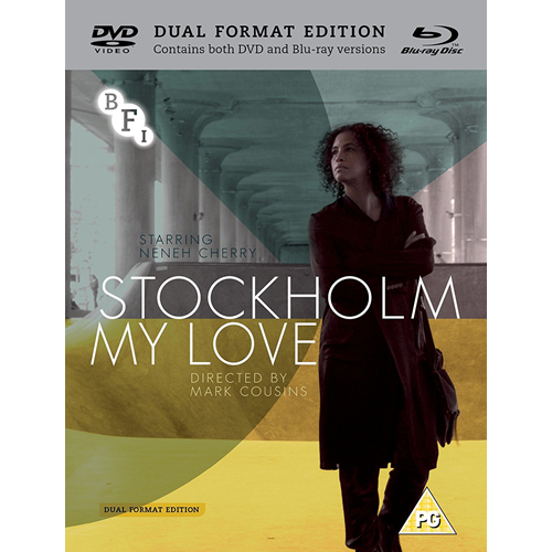 Stockholm, My Love (UK-import) (DVD + Blu-ray)