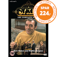 Produktbilde for Sykes: The Complete Series (UK-import) (DVD)