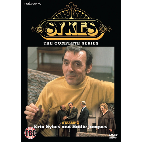 Sykes: The Complete Series (UK-import) (DVD)