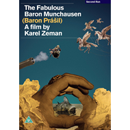The Fabulous Baron Munchausen (DVD)