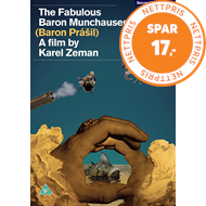 Produktbilde for The Fabulous Baron Munchausen (UK-import) (DVD)