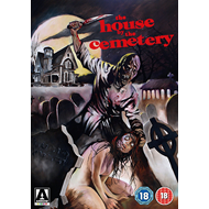 The House By The Cemetery (UK-import) (DVD)