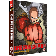 One Punch Man: Collection 1 (UK-import) (DVD)