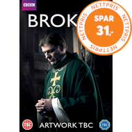 Produktbilde for Broken - Sesong 1 (UK-import) (DVD)