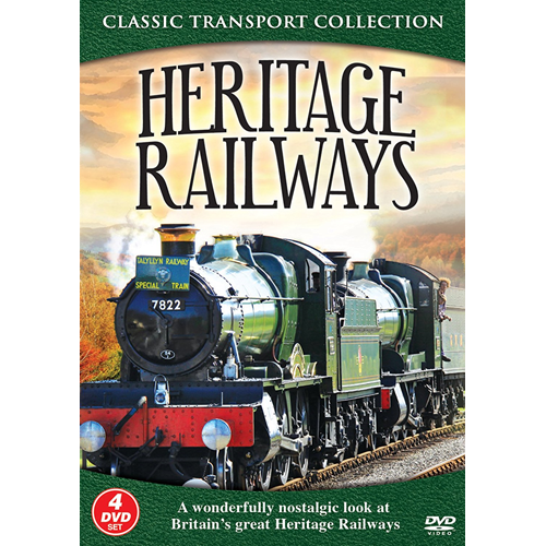 Classic Transport Collection: Heritage Railways (UK-import) (DVD)