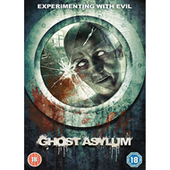Ghost Asylum (UK-import) (DVD)
