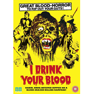 I Drink Your Blood (UK-import) (DVD)