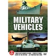 Military Vehicles (DVD)