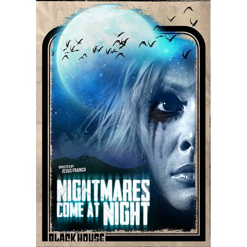 Nightmares Come At Night (DVD)