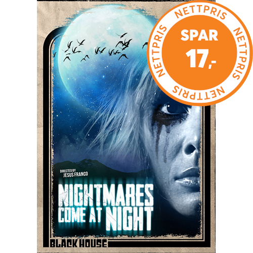 Nightmares Come At Night (UK-import) (DVD)