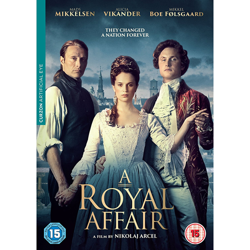 A  Royal Affair (UK-import) (DVD)