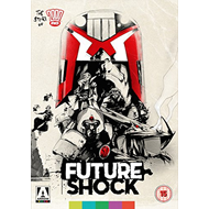 Produktbilde for Future Shock! The Story Of 2000ad (UK-import) (DVD)