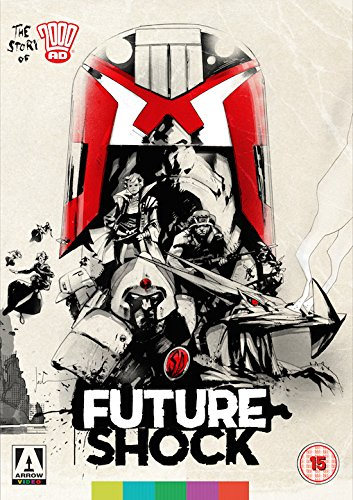 Future Shock! The Story Of 2000ad (UK-import) (DVD)