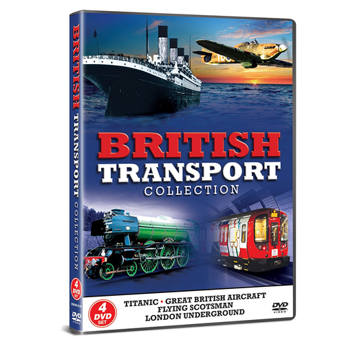 British Transport Collection (DVD)