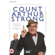 Count Arthur Strong - Sesong 3 (UK-import) (DVD)