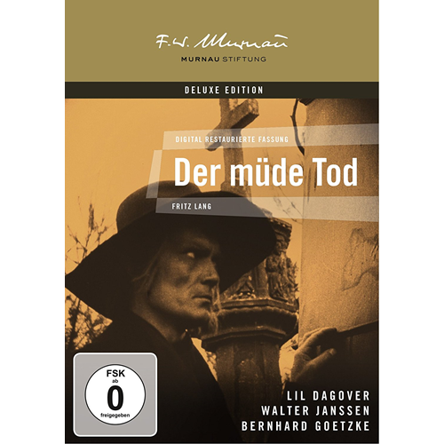 Der Müde Tod - The Masters Of Cinema Series (Blu-ray + DVD)