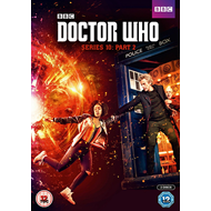 Doctor Who: Series 10 - Part 2 (DVD)