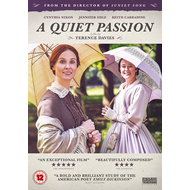 A Quiet Passion (UK-import) (DVD)