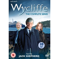 Wycliffe: The Complete Series (DVD)