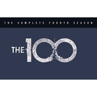 The 100 - Sesong 4 (UK-import) (DVD)