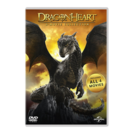 Dragonheart: 4-Movie Collection (UK-import) (DVD)