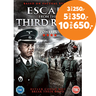 Produktbilde for Escape From The Third Reich (UK-import) (DVD)