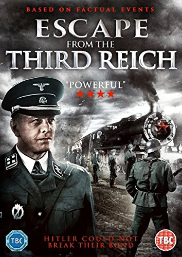 Escape From The Third Reich (UK-import) (DVD)
