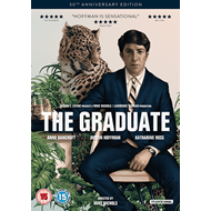 Produktbilde for The Graduate (UK-import) (DVD)
