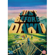 Just Before Dawn (UK-import) (DVD)