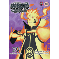 Produktbilde for Naruto - Shippuden: Collection - Volume 29 (UK-import) (DVD)