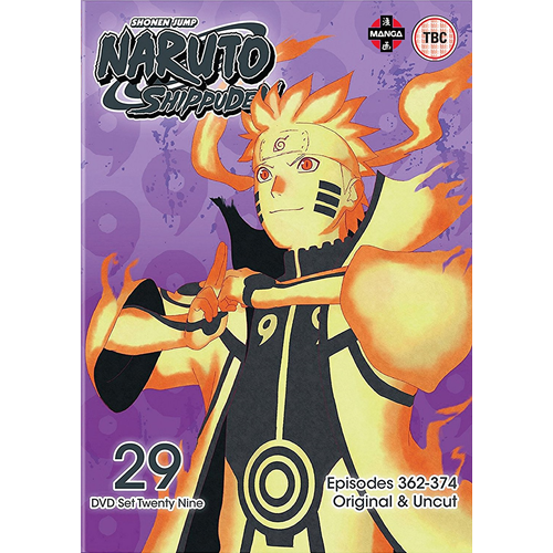 Naruto - Shippuden: Collection - Volume 29 (DVD)