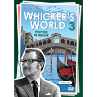 Whicker's World 3 - Whicker In Europe (UK-import) (DVD)
