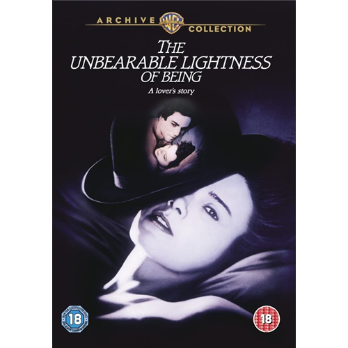 The Unbearable Lightness Of Being (DVD)