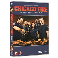 Chicago Fire - Sesong 3 (DVD)