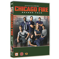 Chicago Fire - Sesong 4 (DVD)