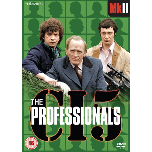 The Professionals: Mkii (UK-import) (DVD)
