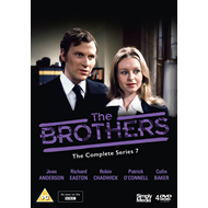 The Brothers - Sesong 7 (UK-import) (DVD)