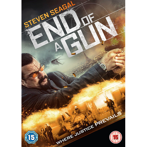 End Of A Gun (UK-import) (DVD)